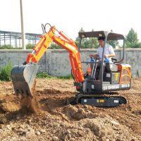 园林小型挖掘机厂家直销