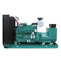 温州柴油发电机组260KW康明斯发电机配静音箱厂家直销柴油发电机自动化控制