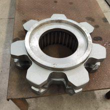 68/06LL链轮轴组矿用煤机配件贯标出质量68/06LL链轮轴组