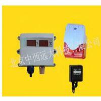 无线数码管温湿度测控仪/鸣笛闪光型数码管温湿度报警器 型号:BC10-WSMWSK 库号:M6959