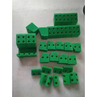 铜陵异型件,嘉盛橡塑塑料异型件,高分子聚乙烯耐磨块