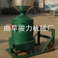 砂棍稻谷电动打米机 骏力牌 电动碾米机 粮食去皮碾米机 型号
