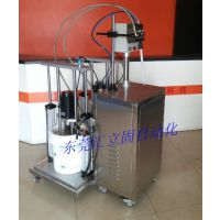 20L高粘度胶水压盘式打胶机、电磁炉点胶机