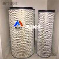 K2951新欧曼空气滤清器滤芯厂家直供