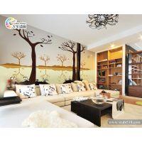 小县城新型创业热门好项目——客厅装饰画、北欧装饰画、床头装饰画
