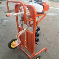 陕西热销牛蒡挖坑机 地砖机 挖坑植树机