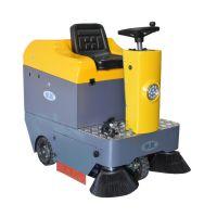 甘肃工厂建筑工地水泥地用扫地机|依晨电动驾驶式扫地机厂家