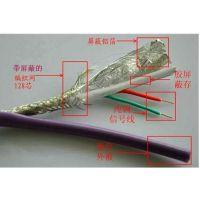 西门子PROFIBUS网络电缆紫色