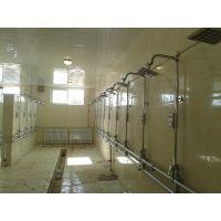 北京公寓短租房淋浴打卡节水器天津校园工厂澡堂IC卡水控器