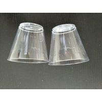 优质厂家壁厚40丝高亮光餐盒模具产品加工一次性餐盒模具