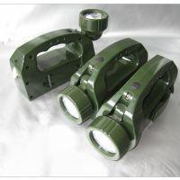 IW5500手摇式充电巡检工作灯 海洋王手提式强光LED探照灯 强光12小时 工作光35小时