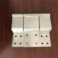 金裕 316不锈钢合页 冲压铰链 冲压型不锈钢合页 多种规格定制