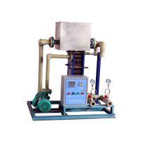 水水热交换器