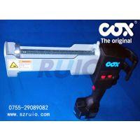 供应英国cox系列双组份电动胶枪 ,电动AB胶枪