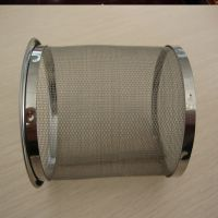多层不锈钢过滤筒 折叠网筒