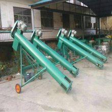 304不锈钢尿素螺旋输送机定做价格 粉料颗粒水泥污泥螺旋输送机