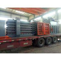 郑州宝泰机械半自动废纸箱打包机二手转让厂家供应