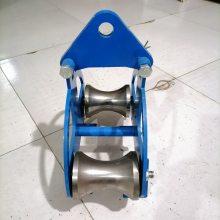 洪涛 尼龙 钢材PC-05定制电力 通讯线路 地线 滑轮 厂家直销