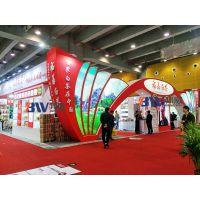 广州专业展览搭建厂家 会展广告背景墙设计 展会广告指示牌制作 标摊搭建
