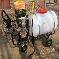 四轮自走式农田喷药机 汽油高压喷雾器选购