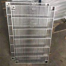金聚进 生产各种不锈钢格栅板 钢格板 焊接型钢格板 防滑格栅