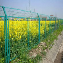钢板网围墙网 铁丝网围栏 菱型孔护栏网