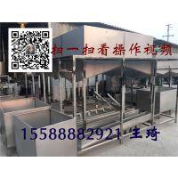 大型泡豆系统,豆制品加工厂必选设备,自动化程度高,懂得来