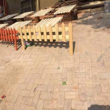 厂家批发户外防腐木马槽式组合花箱 定做市政木制实木防水花盆
