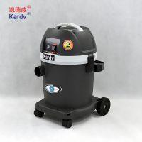 西安工厂用无尘室吸尘器 凯德威DL-1032W无尘室用静音吸尘器