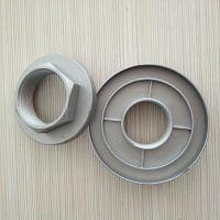 滤芯铝端盖出厂价格耐指纹法兰滤芯盖