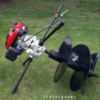启航牌果园种树专用挖坑机 车载式挖坑机 便携式挖洞机直销