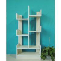 儿童实木书架客厅书房会议室办公室多层书架家用简约现代多功能置物架