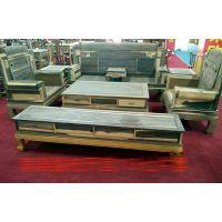 中山红木家具特价出售光身红木天宫113组合沙发(7件套)云鑫臻品