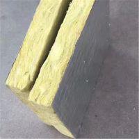 厂家直销A级防火岩棉保温板 外墙贴箔100厚岩棉板