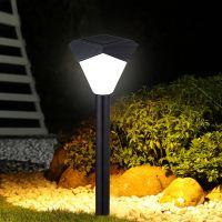 厂家直销 太阳能 led草坪灯 户外景观庭院灯 超声波驱鼠灯 东莞星盈