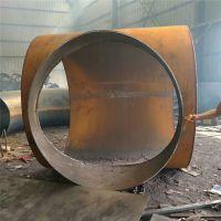 供应不锈钢316L 大口径焊 等径三通 DN600 *26