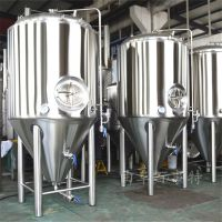 新型自酿啤酒设备 节能环保百事特不锈钢酿酒机器
