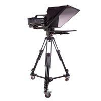 TS-2200P单屏演播室提词器新款电视台摄像机软件一体式读稿器