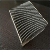 厂家直销定制LED灯散热器铝型材 铝材散热器 工业异形铝型材 工业设备铝型材