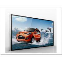 供应厂家直销55寸高清LED液晶显示屏/挂式广告机