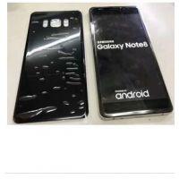 5.8寸三星Note 8 手机 3G+ 128G 双曲面屏 三星原装屏 note8 手机 1300万