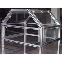 专业订做各种规格铝合金展架工作台展示柜无尘室净化室厂家直销
