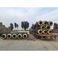 供应钢套钢预制直保温管厂家