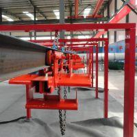 风清环保河北唐山煤矿电缆输送设备 推进式悬挂电缆输送单轨吊
