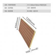 生产加工电梯井吸音板生产厂家 14公分吸音玻璃棉板
