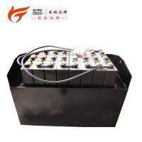 蓄电池组 叉车蓄电池 铅酸蓄电池 5VBS450-48V佛山远捷厂家直销