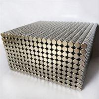 金聚进 厂家现货 喇叭磁铁钕铁硼强力磁铁 圆形 D9.5*1.5mm吸铁石