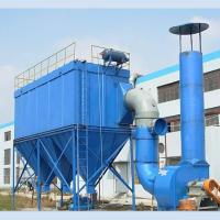 厂家直销潍坊兴润环境袋式脉冲烟雾空气除尘器