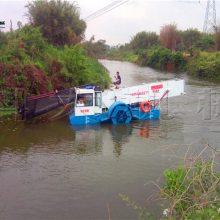 环保割草船链条型号 清理水葫芦机械明轮价格