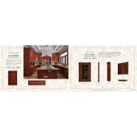 盐城整木家装彩页制作实木橱柜图册设计全屋定制画册印刷